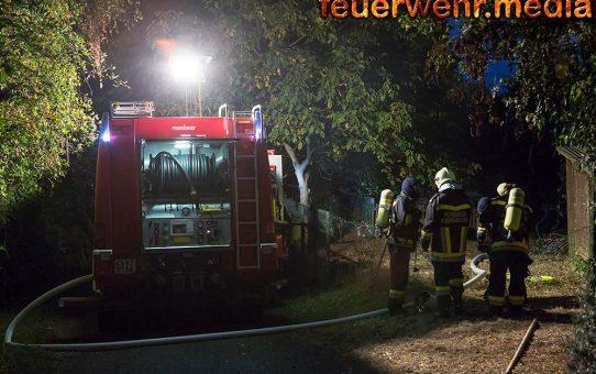 Waldbrand in Egelsee rasch gelöscht