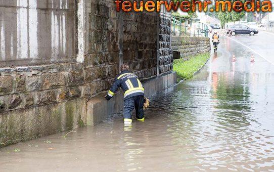 Mehr als 100 Unwettereinsätze im Stadtgebiet von Krems