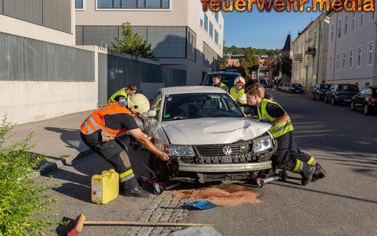 Ölspur im Kremser Stadtgebiet rasch beseitigt