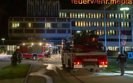 Brandmeldeanlage verhindert größeren Brand im Universitätsklinikum Krems