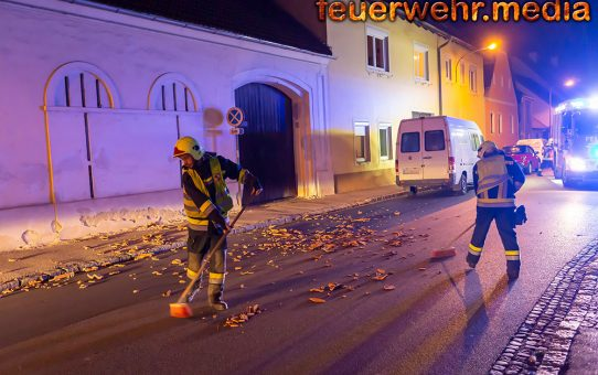 Mehrere sturmbedingte Einsätze in Krems
