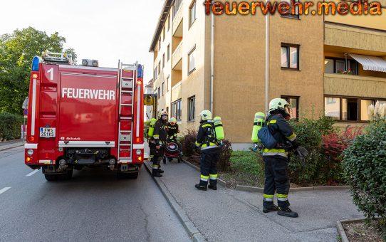 Vermuteter Wohnungsbrand in der Hafenstraße