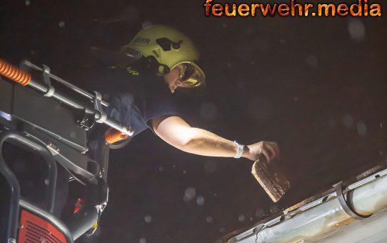 120 Dächer bei Hagelunwetter in Rossatz beschädigt
