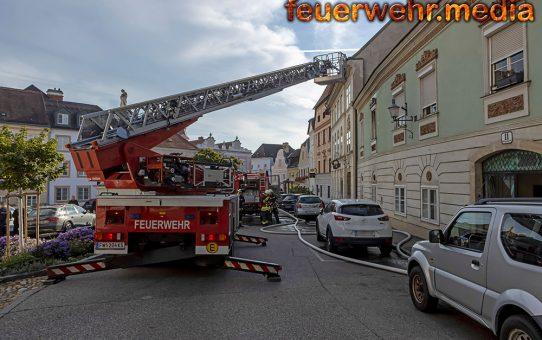 """Schnelles """"Brand aus"""" bei Wohnungsbrand"""
