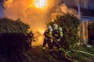 Brandeinsätze 2016