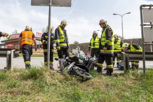 KS T1 Motorradbergung 15042018-27