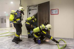 Brandeinsätze 2019