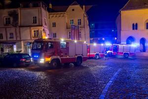 Brand in einem Kremser Innenstadtlokal