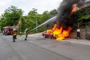 Brandeinsätze 2020